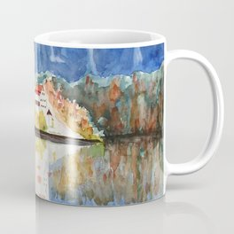 Church of the Assumption in Lake Bled Slovenia Coffee Mug