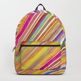 Wild Wavy Lines 28 Backpack