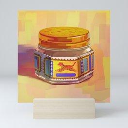 Tiger Balm Mini Art Print