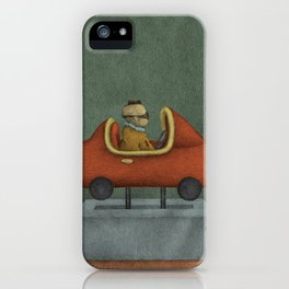 Road to Nowhere - Panel 2 iPhone Case