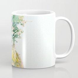 Pineapple slice - mosaic Coffee Mug