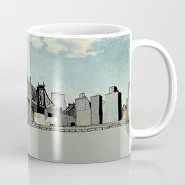 Manhattan, New York City Coffee Mug