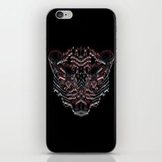 Tiger Abstract iPhone & iPod Skin