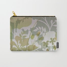Woodland Awakening - Muted Carry-All Pouch