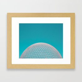 Surreal Montreal #5 Framed Art Print