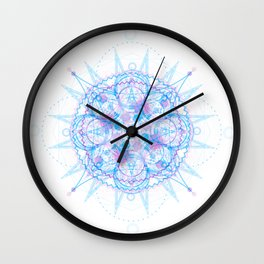 Jagged Circumference Wall Clock