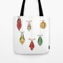 String Ornaments  Tote Bag
