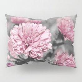 Blushing Gray Pillow Sham