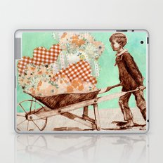 Cloud Carrier Laptop & iPad Skin