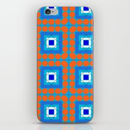 Pattern-010 iPhone Skin
