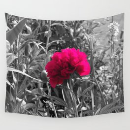 Pop of Color Flower Wall Tapestry