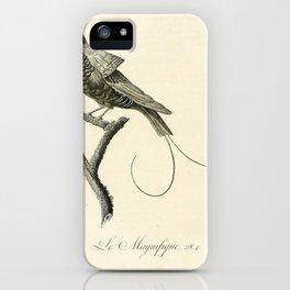 092 Magnifique (Fr)1 iPhone Case