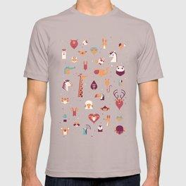 Minimal Animals T-shirt