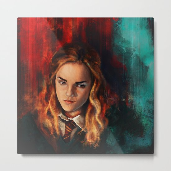 The brightest witch of her age Metal Print