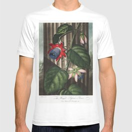 The Winged Passion-Flower from The Temple of Flora (1807) T-shirt