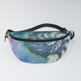 Nature Music No.1D by Kathy Morton Stanion Fanny Pack