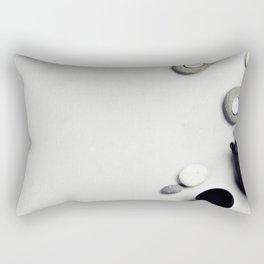 relaxation background Rectangular Pillow