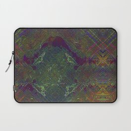 The First Fungal City of Mars Laptop Sleeve