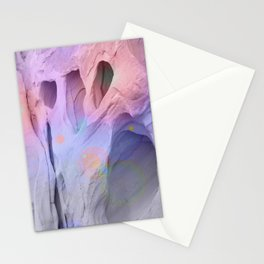 Caves of Luminosity Stationery Cards