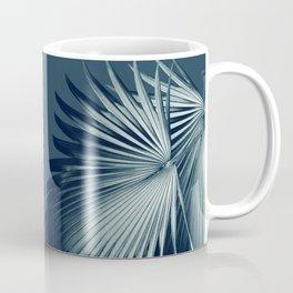 Fan Palm Leaves Paradise #12 #tropical #decor #art #society6 Coffee Mug