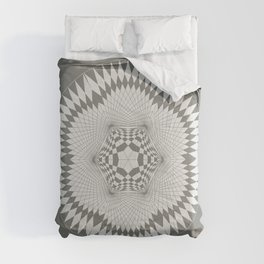 flower of life, alien crop formation, sacred geometry Comforters
