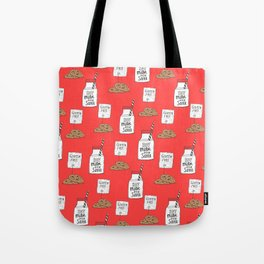 Gluten free Christmas Tote Bag