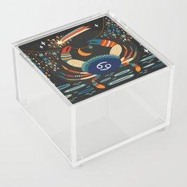 Cancer Acrylic Box