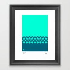 Jacquard 02 Framed Art Print