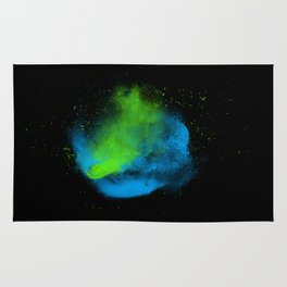 cold dust explosion Rug
