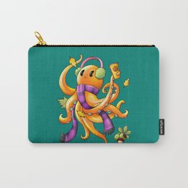 Autumn Octopus Carry-All Pouch