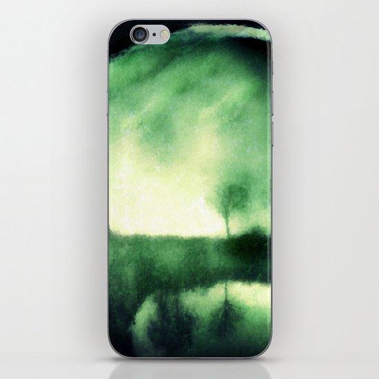 My world iPhone & iPod Skin