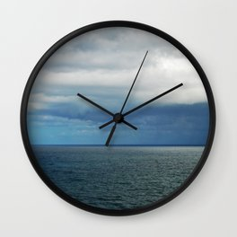 Mendocino coast Wall Clock