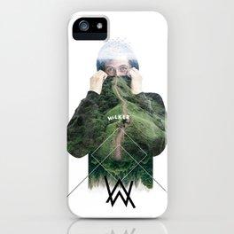 Alan Walker iPhone Case