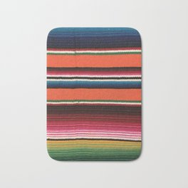 BEAUTIFUL MEXICAN SERAPE Bath Mat