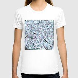 Paris map T-shirt
