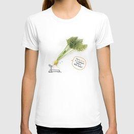I'm A Carrot & I Workout! T-shirt