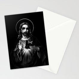 Kvlt Jesus Christ Stationery Cards