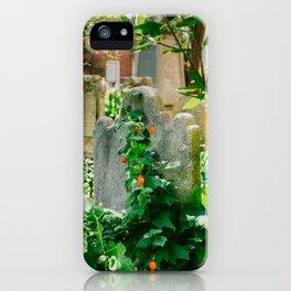 Charleston Unitarian Church Cemetery V iPhone Case