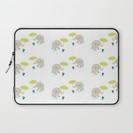 Rain Pattern Laptop Sleeve