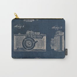 Cazin Camera patent art Carry-All Pouch