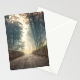 Into the Past Stationery Cards