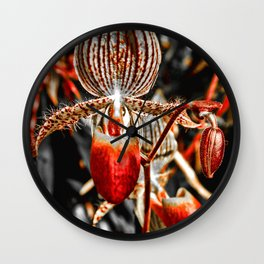 Orchid Black series 1 Wall Clock