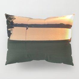 11 at Sunset Pillow Sham
