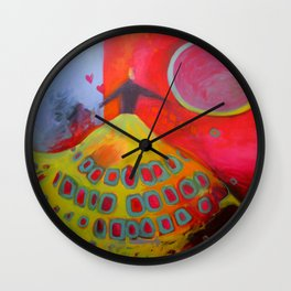 Love Dance Wall Clock