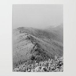 Mists of Mt. Moosilauke Poster