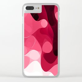 Vino Clear iPhone Case