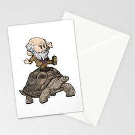 Darwin and Harriet Stationery Cards