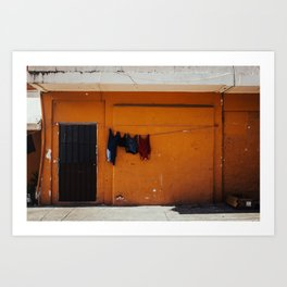 Mexico XVIII Art Print