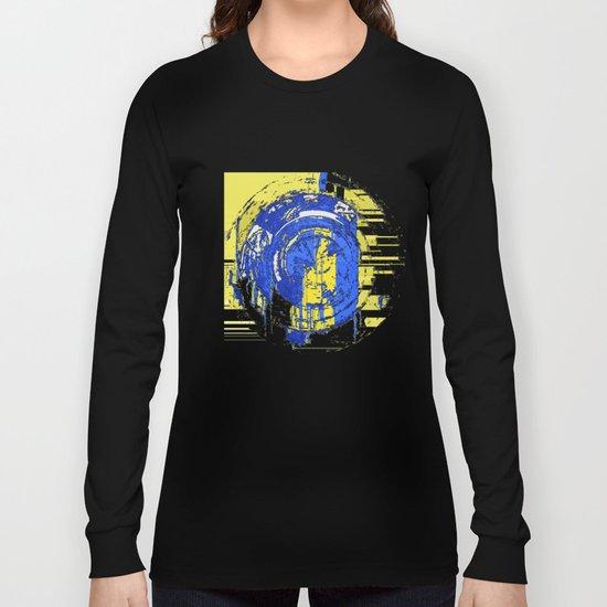 BLU Long Sleeve T-shirt