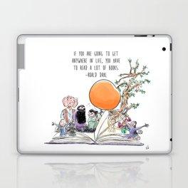 Roald Dahl Day Laptop & iPad Skin